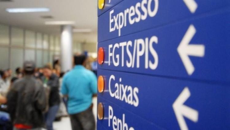 Segundo a Caixa, no caso do PIS, os valores variam de R$ 80 a R$ 954 - Foto: Reprodução
