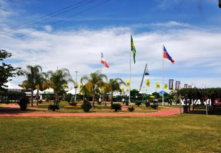 O anúncio do Plano Safra 2018/2019 repercutiu positivamente entre os organizadores da feira - Foto: Divulgação