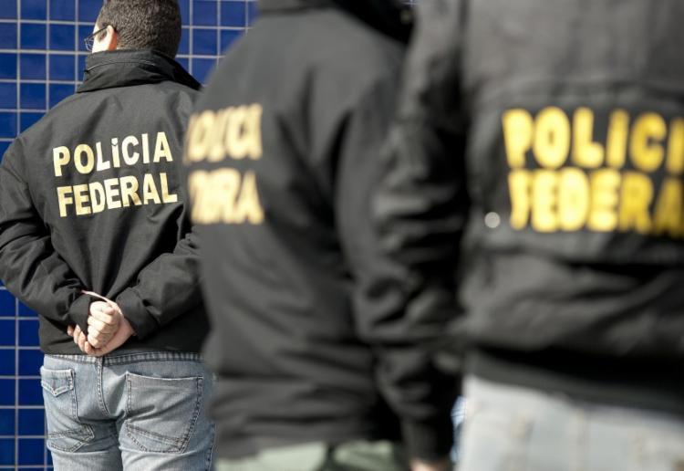 PF cumpre dois mandados de busca e apreensão na cidade de Vera Cruz - Foto: Divulgação