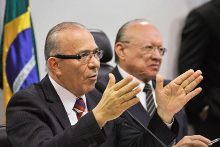 Ministro informou que o governo pretende aprovar a Lei da Governança em 2018 - Foto: Geraldo Magêla   Agência Senado
