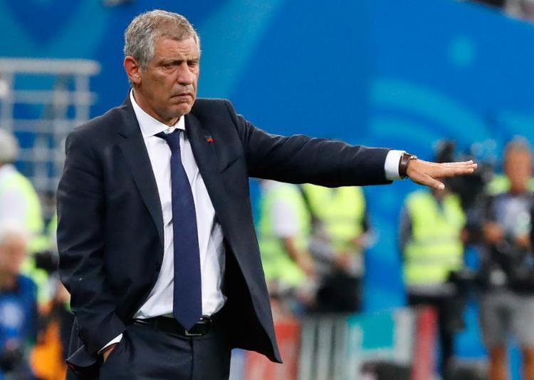 Após empate por 1 a 1 com o Irã, Portugal ficou em segundo na chave pelo critério de gols marcados - Foto: Jack Guez | AFP