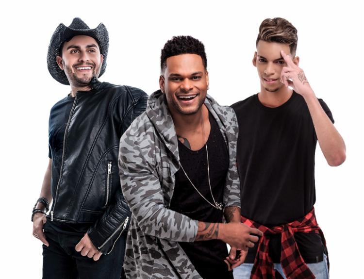 Parangolé, Mano Walter e Devinho Novaes são os novos anunciados da grade de atrações - Foto: Divulgação