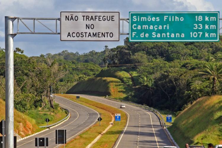 Um dos objetivos é reduzir o fluxo intenso do trânsito no centro de Lauro - Foto: Divulgação