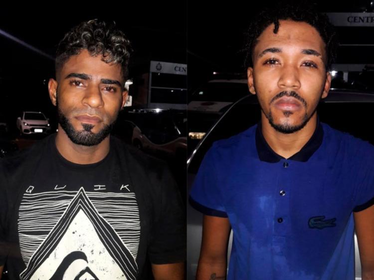 Polícia suspeita que os homens façam parte de uma mesma quadrilha de tráfico de drogas - Foto: Divulgação | SSP-BA