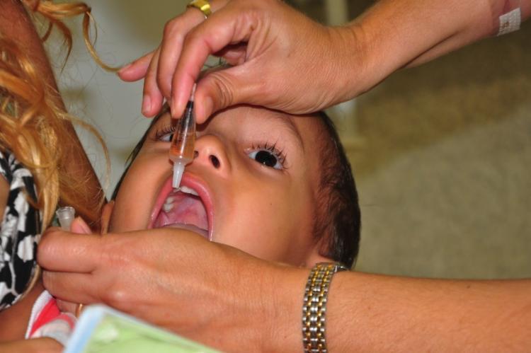 Menos da metade das crianças foi imunizada em 15% dos municípios baianos - Foto: Marcos Pertinhes | Fotos Públicas