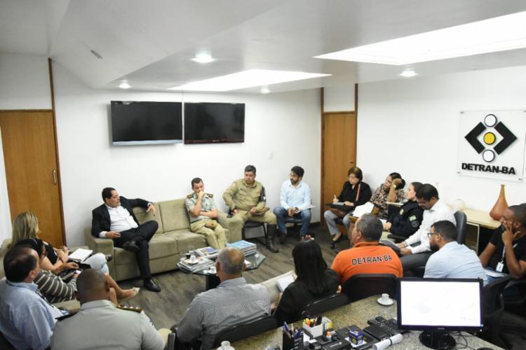 A medida foi anunciada nesta quarta-feira,6, durante reunião de planejamento estratégico das instituições para a fiscalização nos dias de festa - Foto: Divulgação