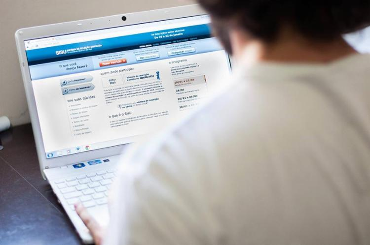 A lista de espera vale apenas para a primeira opção de curso - Foto: Divulgação | MEC