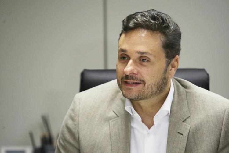 Secretário Manoel Vitório comentou que deve intensificar o cerco aos sonegadores - Foto: Carol Garcia | GovBA