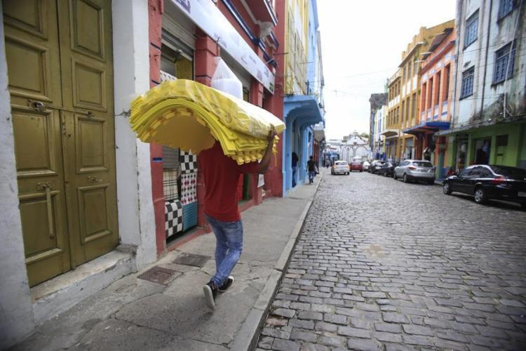 No livro Bahia de Todos os Santos: Guia de Ruas e Mistérios, Jorge Amado descreve a tragédia do Taboão em meados do século passado - Foto: Luciano Carcará / Ag. A Tarde