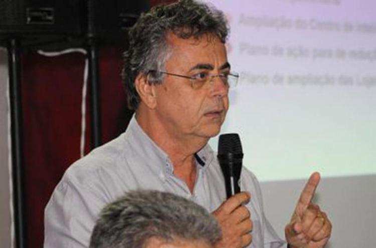 Tannus é acusado de vazar documentos sigilosos do Rubro-Negro durante a gestão de Ivã de Almeida - Foto: Maurícia da Matta l EC Vitória