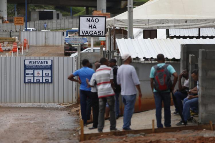 Grupo quer conversar com a gestão do Consórcio BRT Salvador | Foto: Raul Spinassé | Ag. A TARDE