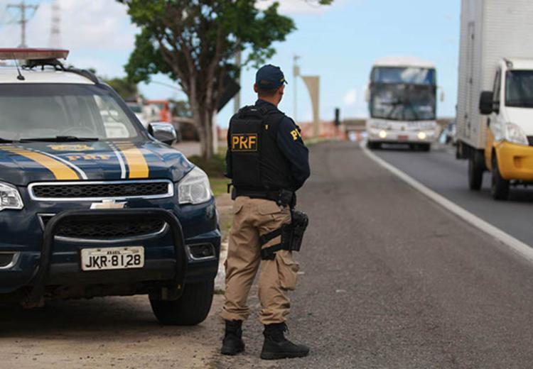 Os policiais reforçarão trechos estratégicos - Foto: Divulgação