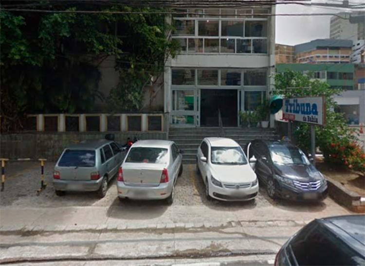 Sede do jornal fica na avenida Djalma Dultra - Foto: Reprodução | Google Maps