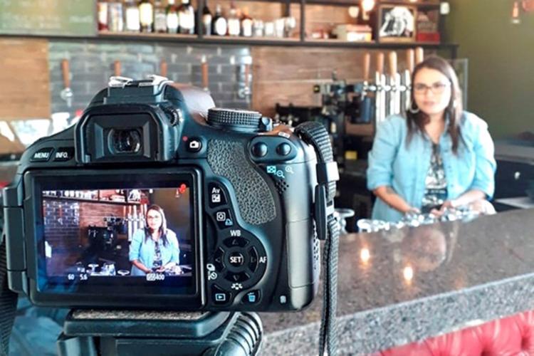 Equipes são dos cursos de jornalismo e cinema e audiovisual - Foto: Divulgação l Uesb