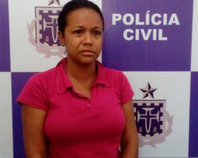 Wane Brenda matou os homens por desconfiar que eles queriam terminar a relação - Foto: Divulgação | SSP-BA