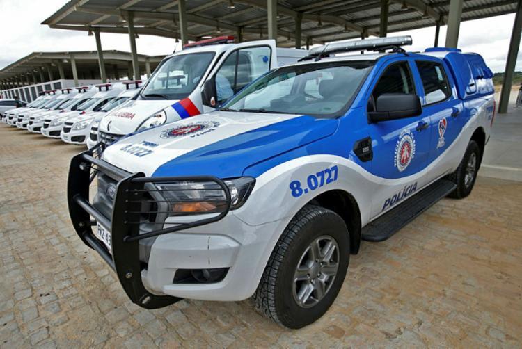 Governador corre para entregar tratores, equipamentos de saúde e viaturas - Foto: Mateus Pereira | Divulgação-GOVBA | 21.06.2018