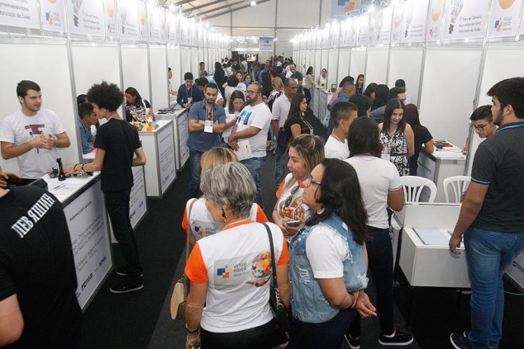 Evento acontece no Centro de Formação e Eventos da SEC - Foto: Luciano da Matta l Ag. A TARDE