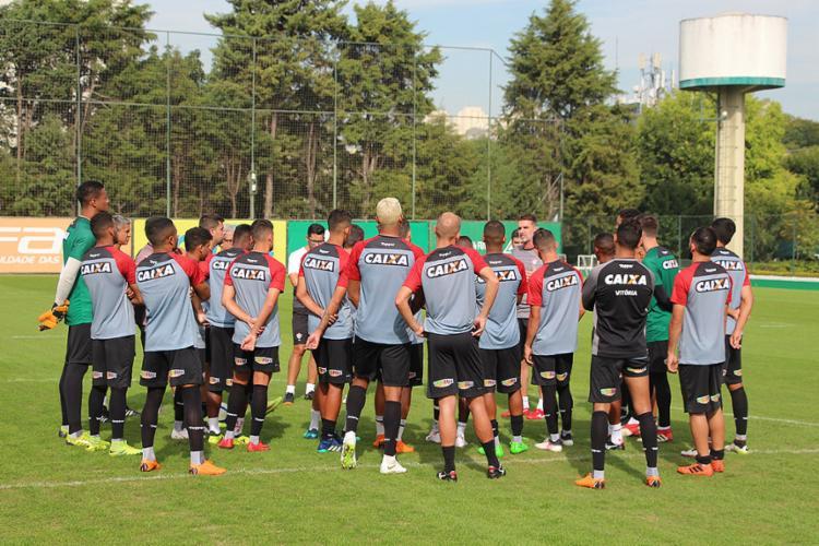 Os atletas do Rubro-Negro só retornam aos treinos no próximo dia 26 - Foto: Maurícia da Matta l EC Vitória
