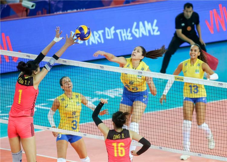 Com o resultado, as brasileiras somam agora nove vitórias em dez jogos na competição - Foto: Divulgação | FIVB