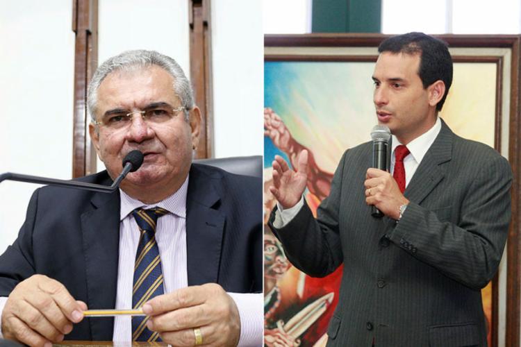 Presidentes citam o legado deixado por Waldir Pires - Foto: Luciano da Matta | Ag. A TARDE e Sandra Travassos | ALBA