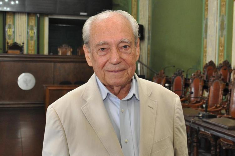 Após morte de Waldir ter sido anunciada, políticos usaram as redes sociais para registrar seus pesares - Foto: Antonio Queirós | Secom da Câmara