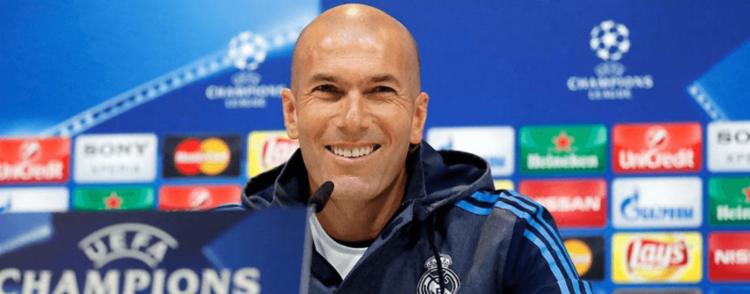 Francês deixa o cargo após duas temporadas e meia à frente da equipe espanhola - Foto: Divulgação   Real Madrid