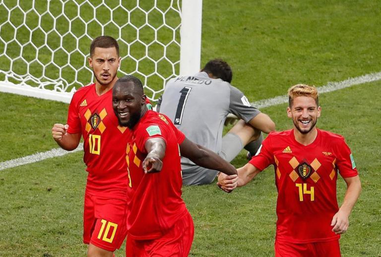 Bélgica faz 3 no Panamá e confirma favoritismo na Copa
