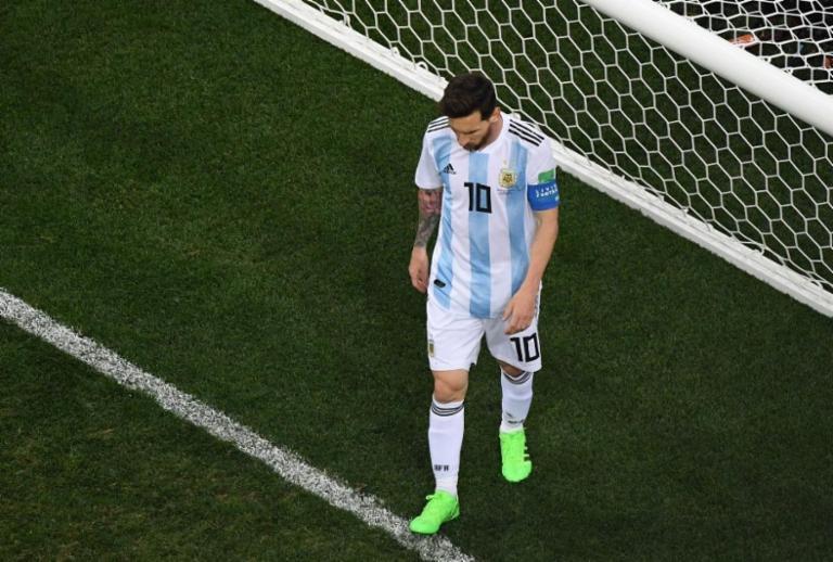 Croácia faz 3 a 0 e deixa Argentina em situação complicada no Grupo D