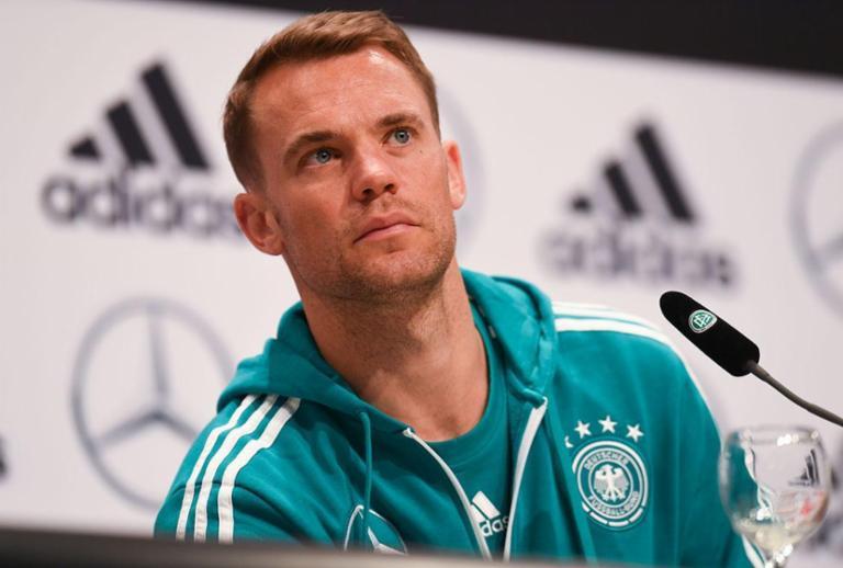 """""""Todos as partidas da Alemanha a partir de agora são finais"""", diz Neuer"""