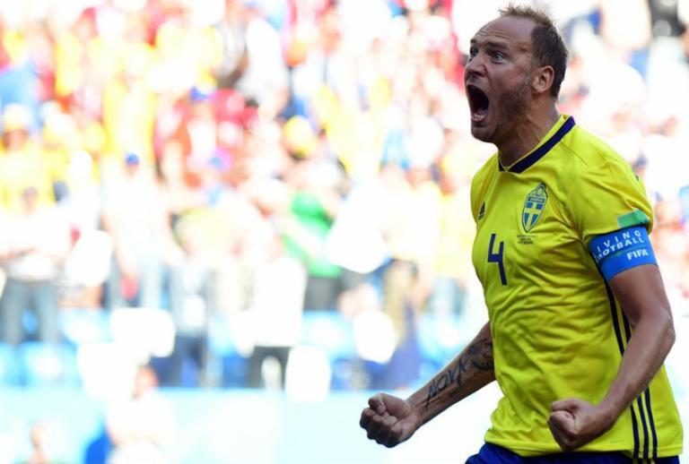 Com ajuda do VAR, Suécia vence Coreia do Sul e pressiona Alemanha