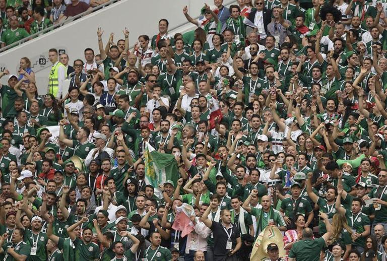 Fifa multa México por cantos 'discriminatórios' de sua torcida