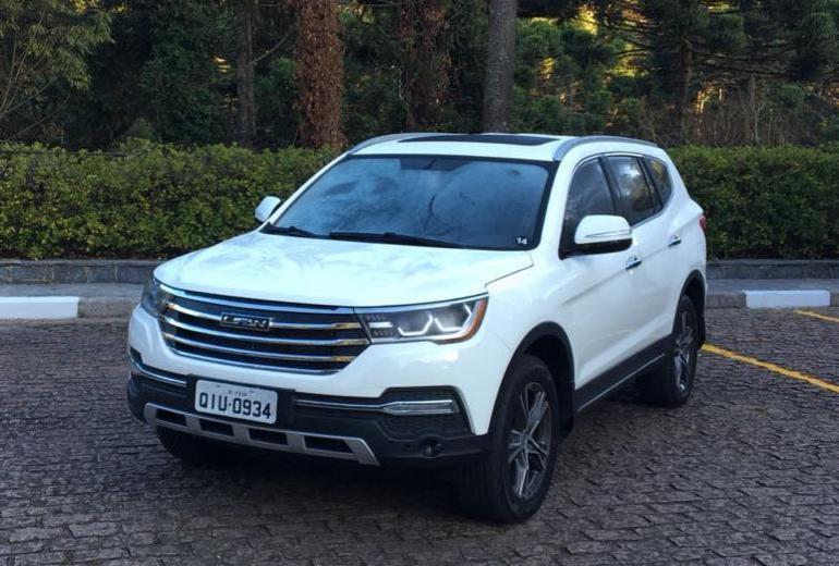 Lifan X80 quer ser o melhor SUV chinês por R$ 129.777 | Guilherme Magna | Ag. A TARDE