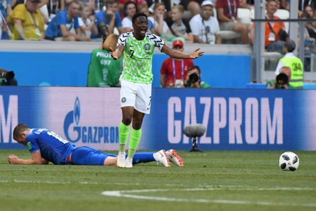 4f0ce9d2ce Nigéria vence Islândia e mantém Argentina viva na Copa