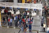 Voos são cancelados no aeroporto e gera revolta de passageiros | Foto: Luciano da Matta | Ag. A TARDE | 29.06.2018