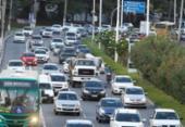 Trânsito sofre alterações por conta das obras do BRT | Foto: Joá Souza | Ag. A TARDE
