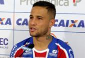 Bruno é anunciado como reforço do Bahia | Foto: Felipe Oliveira l EC Bahia