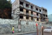 Trecho de Ondina é interditado para demolição de prédio neste fim de semana | Foto: Lorena Murici | Ag. ATarde