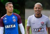 Bahia e Vitória duelam para dar novos rumos no Brasileirão | Foto: Felipe Oliveira l EC Bahia e Maurícia da Matta l EC Vitória