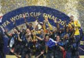 França bate a Croácia na final, fatura bicampeonato e eleva o seu patamar | Foto: Franck Fife | AFP
