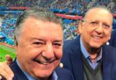 Galvão Bueno nega aposentadoria em Copas e explica discurso em final | Foto: Reprodução | Instagram