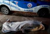 Homem é assassinado a tiros perto de bar em Senhor do Bonfim | Foto: Reprodução | Blog Netto Maravilha
