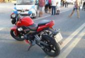 Mulher morre após ser atropelada por moto em Feira de Santana | Foto: Aldo Matos | Acorda Cidade