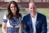 Bolo de casamento de William e Kate é servido no batizado de príncipe Louis | Foto: Divulgação