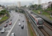 Trecho da avenida Bonocô será interditado para obras em passarela | Foto: Joá Souza | Ag. A TARDE