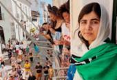Malala inaugura conta no Instagram com foto tirada em Salvador | Foto: