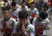 Meninos da caverna farão retiro espiritual na Tailândia | Foto: Lillian Suwanrumpha | AFP