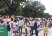 Professores da rede municipal realizam novos protestos na Cidade Baixa | Foto: Adriana Roque | Reprodução