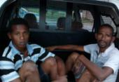 Pai e filho são presos com cocaína em Paripe | Foto: Divulgação | SSP-BA