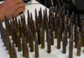 Suspeitos são flagrados com munições de fuzil no subúrbio ferroviário | Foto: Divulgação l SSP-BA