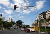 Furtos de cabos e peças voltam a afetar semáforos nos Barris | Foto: Joá Souza l Ag. A TARDE